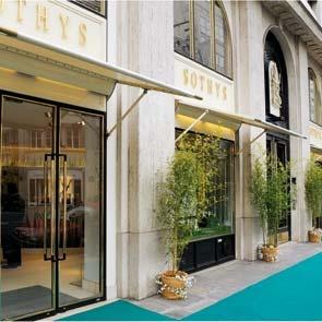 L'institut Sothys- Paris