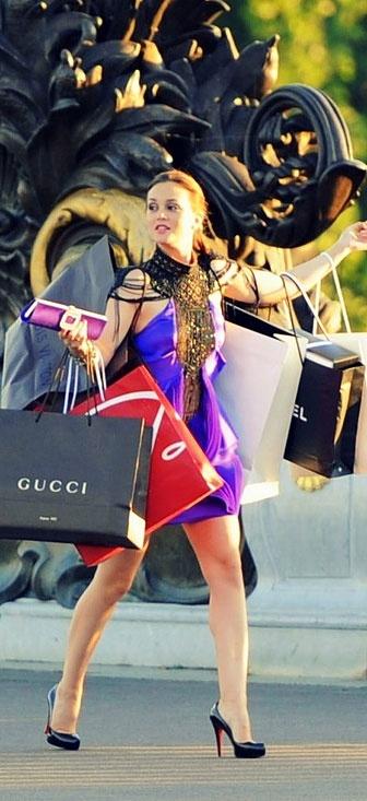 Shop 'till you drop!