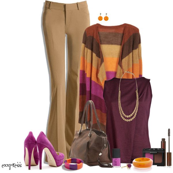 Just Clothes for Fall by exxpress on Polyvore
