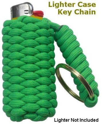 199 best paracord ideas images on pinterest paracord for Paracord lighter holder