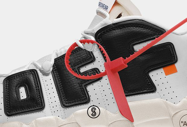 affordable price coupon code wholesale dealer Off-White x Nike Air More Uptempo The Twelve | Nike air, Nike et Style
