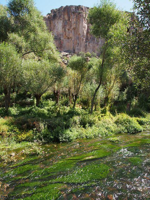 ✿ ❤ Ihlara Valley, Cappadocia, Turkey