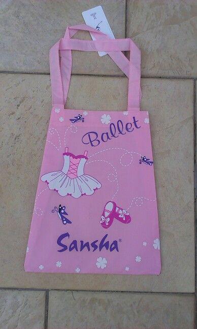 Ballettasje voorkant