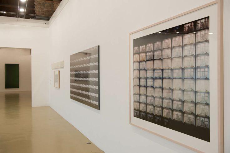 Jan Dibbets ' exhibition
