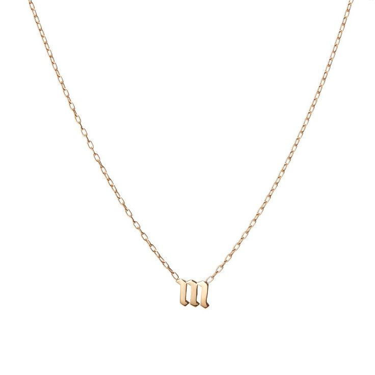 The Mini Gothic Letter Pendant features Jennifer's iconic lettering. This jewelry piece is a great everyday item. This is also part of our JF Kids collection making this the perfect gift for all ages.   14K gold Available in yellow, white or rose gold