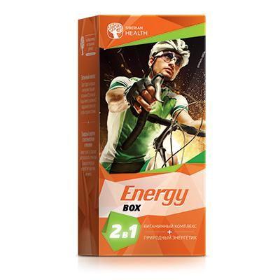 "Набор ""EnergyBox"" (Энергия) - Корпорация Сибирское здоровье http://www.bankinformaciy.net/empower-network-v-moldova-edinec/"