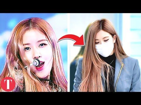 10 Strict Rules BLACKPINK Has To Follow On Tour - YouTube