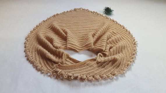 Knitted shawl Shawl as a gift Shawl Gift for mom Gift Beauty