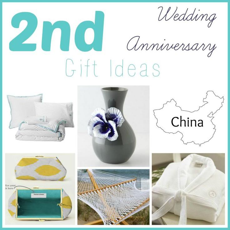 Gifts For Second Wedding Anniversary: 17 Best Ideas About Second Anniversary Gift On Pinterest