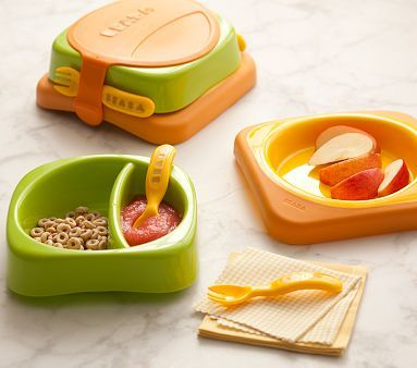 Baba Soft Lunch Box #PotteryBarnKids