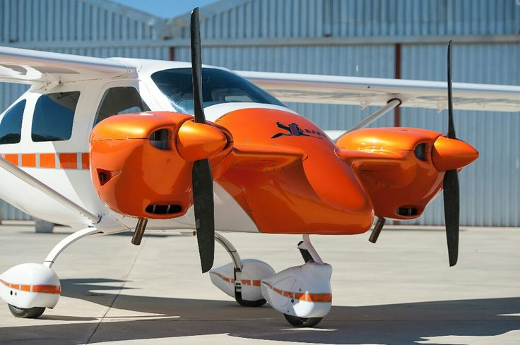 Jabiru J432 Twin Aircraft South Africa 2016