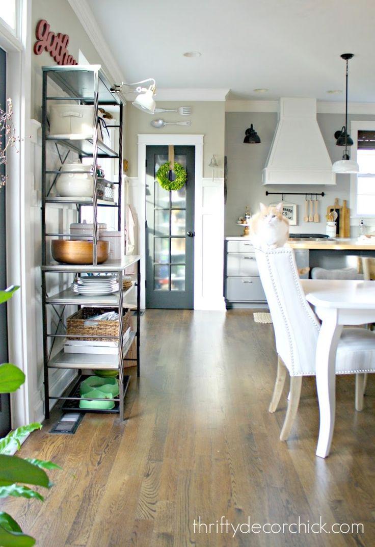 The Kitchen That Sarah Built Pantry White Diy Kitchens