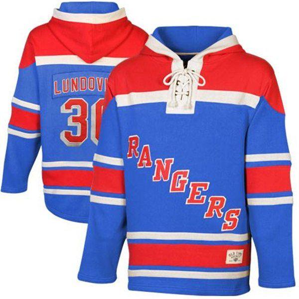 474229605 ... Henrik Lundqvist New York Rangers Old Time Hockey Sawyer Heavyweight  Hoodie - Royal Blue 129.95 ...