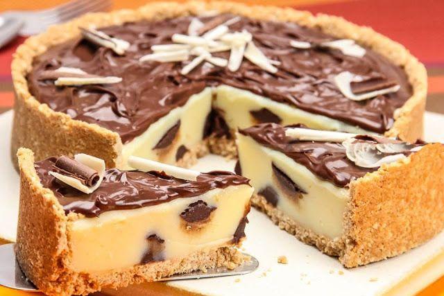 Torta Trufada de Leite Ninho: Essa receita é sensacional!