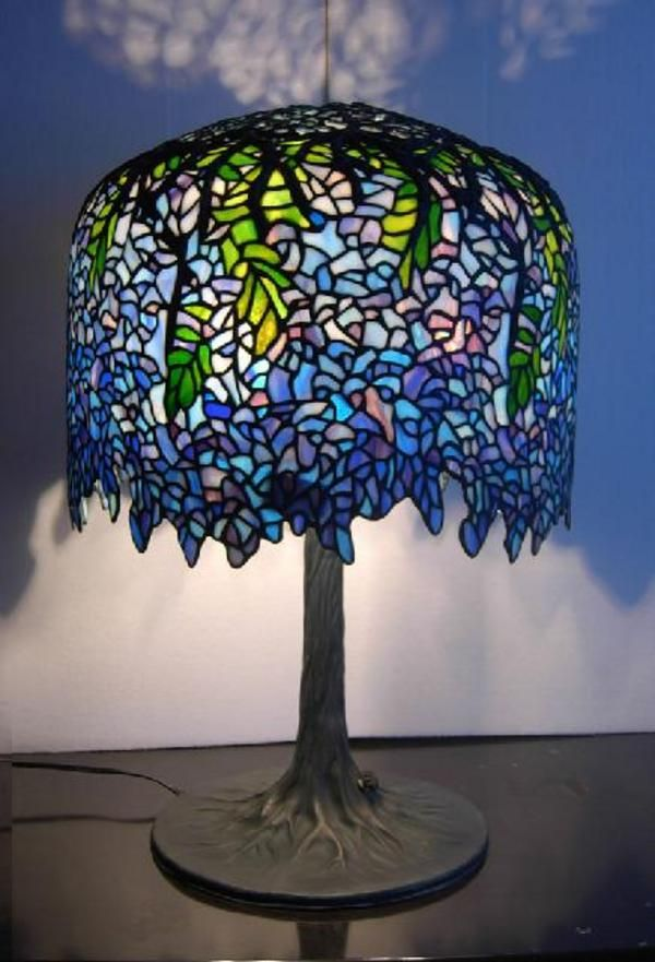 30 Best Stained Glass Lamps Images On Pinterest Stained