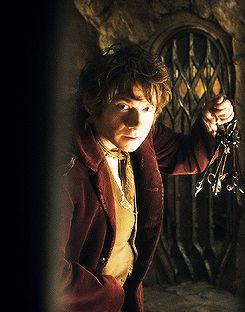 New stills from The Hobbit: