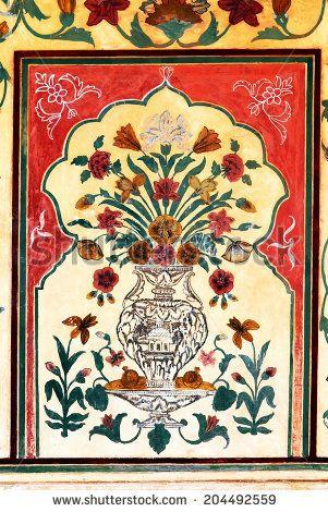 Image Result For Mughal Art Motifs
