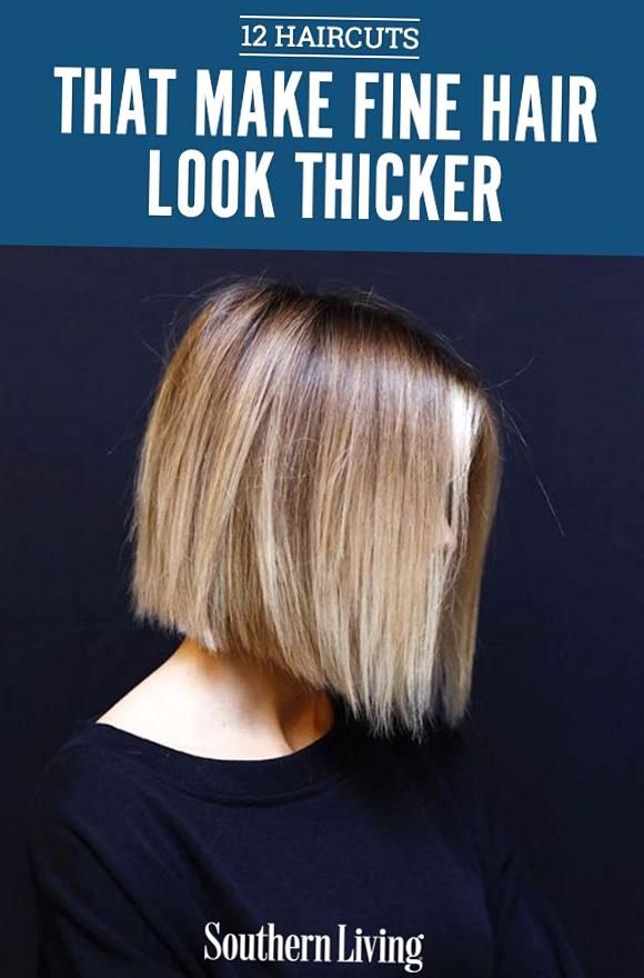 Pin On Haircuts For Thin Fine Hair