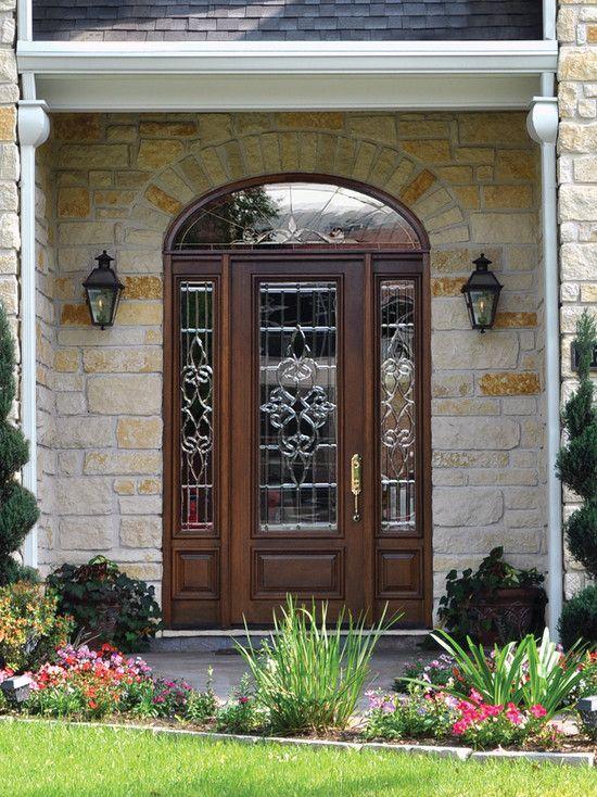 3/4 Lite Entry Doors  Courtland