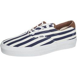 Vans ERA Tenisówki i Trampki stripes medieval blue