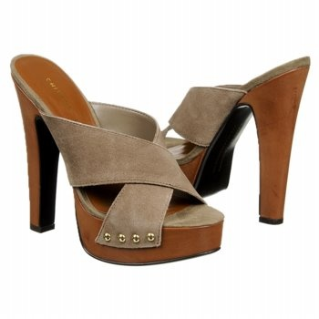 Women's Chinese Laundry Tamsen Taupe Suede Shoes.com