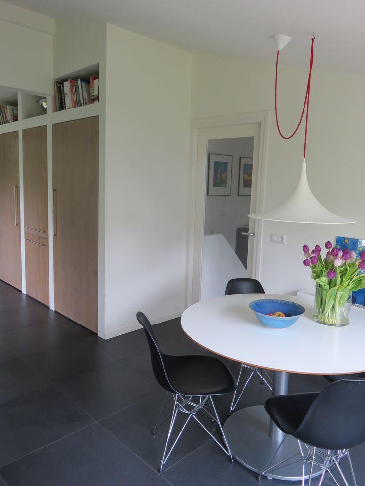 Verbouw woning Oudewater: licht en ruimte....ism van Hoorn en van der Kley en van Lieshout interieurbouw