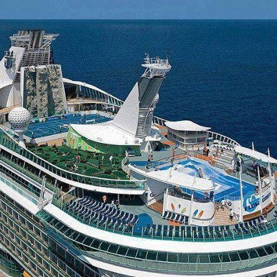 Go on a cruise together...and this is happening November 2013 babyyyy!!! ;)