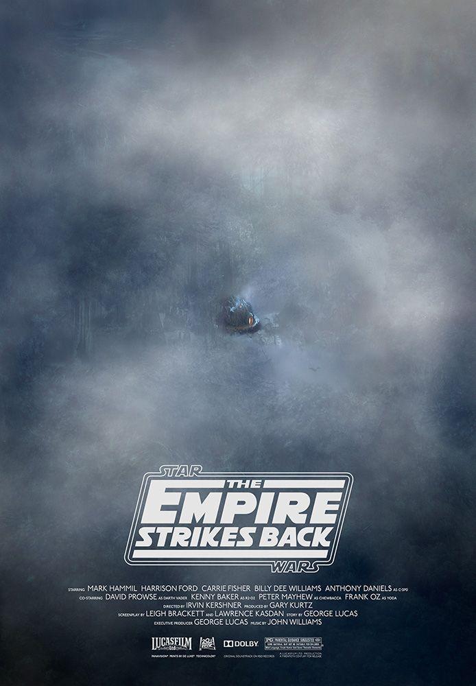 StuffNThings - Star Wars Trilogy by Michal Krasnopolski