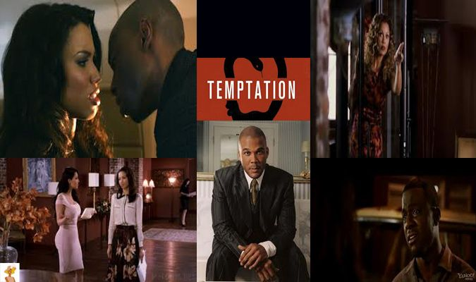 Tyler Perry's 'Temptation' Movie Has to be His Best Movie Ever | AT2W