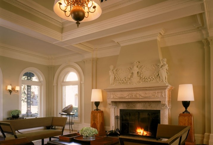 Wheatleigh  Berkshires, United StatesFireplaces Mantels, Berkshire Estate, United States, Luxury Hotels, Wheatleigh Berkshire