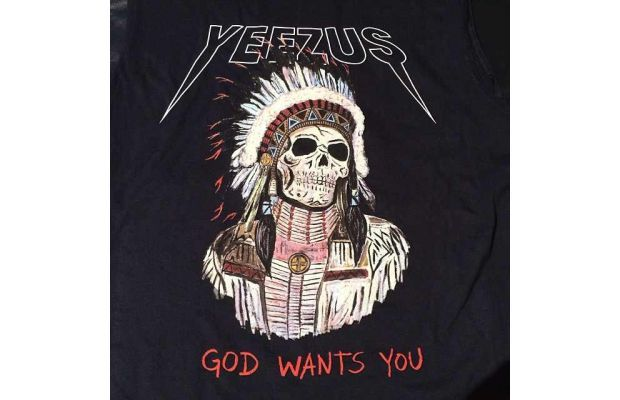 Kanye West's Yeezus Tour Merch Isn't What You Expected