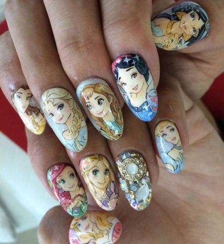 14443 Best Nail Art Images On Pinterest Make Up Nail Art Designs And Pretty Nails