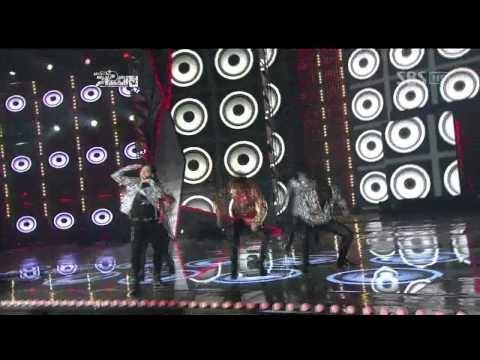 2PM - Hands Up (Remix Live)