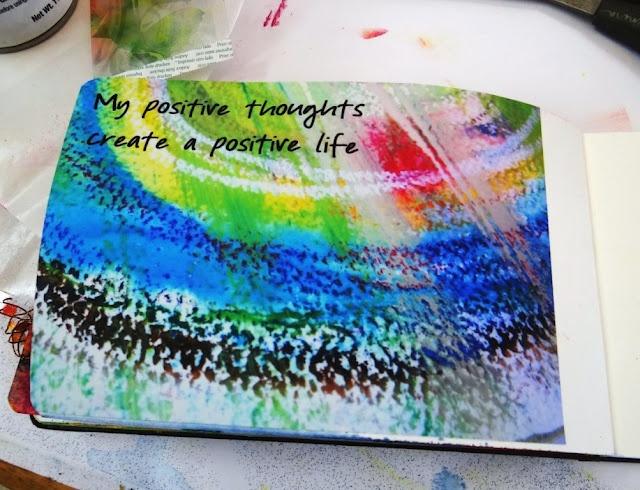 art journaling is good...Craftingart Inspiration