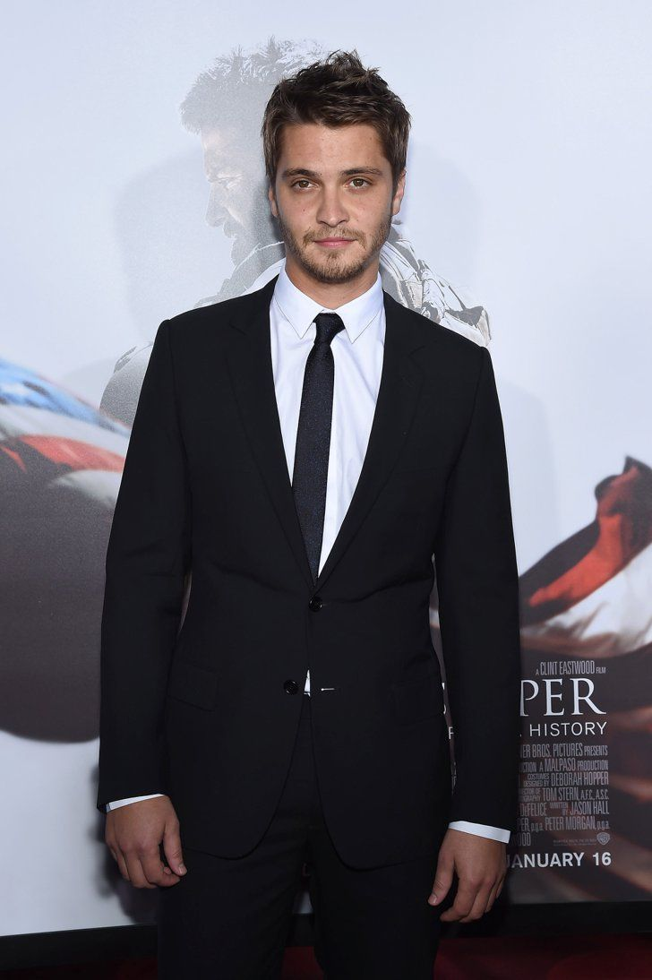 Pin for Later: Hugh Dancy Has Joined Fifty Shades Darker! Here's the Full Cast Luke Grimes as Elliot Grey Grimes will be back as Elliot, Christian's older brother.