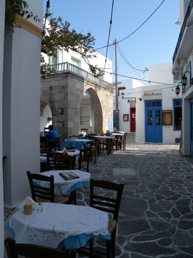 Milos island, Greece.