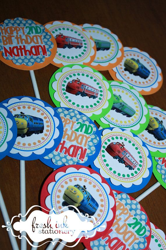 1000 images about Landons Chuggington Party – Chuggington Party Invitations