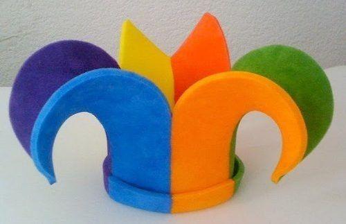 Sombreros de goma espuma - Imagui