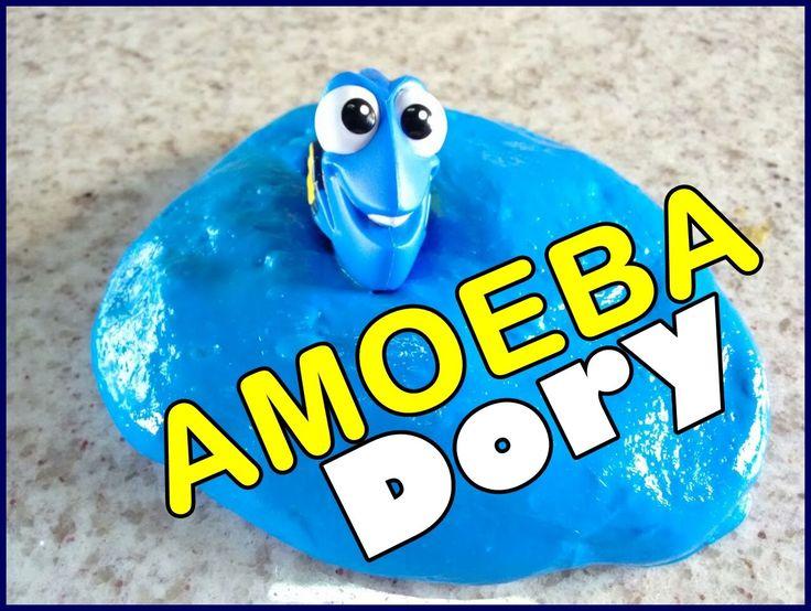 Amoeba Geleca da Dory - Procurando Dory