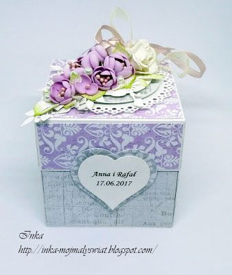 Mój mały świat: Ślubne pudełko