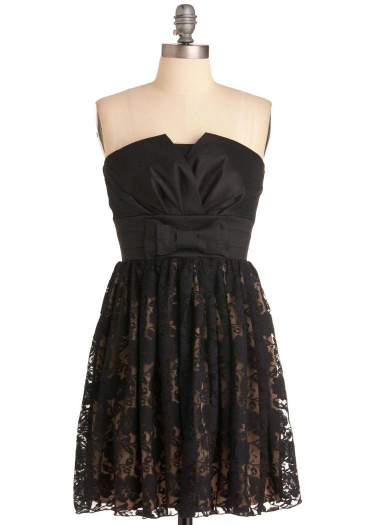 Candlelit Dinner Date Dress | Mod Retro Vintage Dresses | ModCloth.com