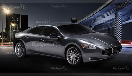 Maserati   sedan   Maserati Quattroporte   luxury cars   diesel cars   future cars   Cars   Car News It's already known that Maserati plans on bringing a new baby Quattroporte in 2013, but German magazine, Autobild, has uncovered some more news on the future model. According to them, Maserati is also preparing a diesel version for the new model, internally known as the Maseratina