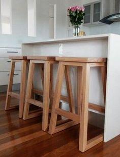 כסא בר, כסאות למטבח, כסאות לפינת אוכל, כסא בר מעץ | My Ideal Home - הבית האידיאלי | מרמלדה מרקט
