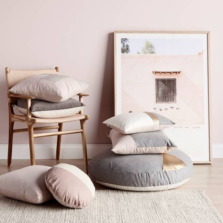We are delighted to see Haymes Dusty Beige (half strength) setting the scene for this shot from the WILD HEART collection of Nathan + Jac — an online concept, which launched today, offering curated and on-trend interior looks, sold as complete packs. For more colour inspiration head to www.haymespaint.com.au