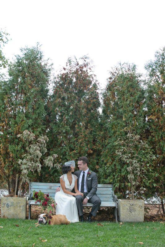 Design Sponge Fall Wedding