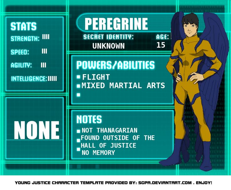 Pin by Raven on DC universe Young justice charactersYoung Justice Season 3 Character Bios
