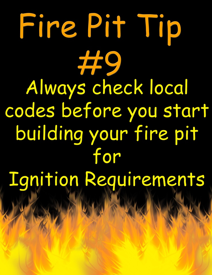 24 best Gas Fire Pit Installation Tips images on Pinterest ...