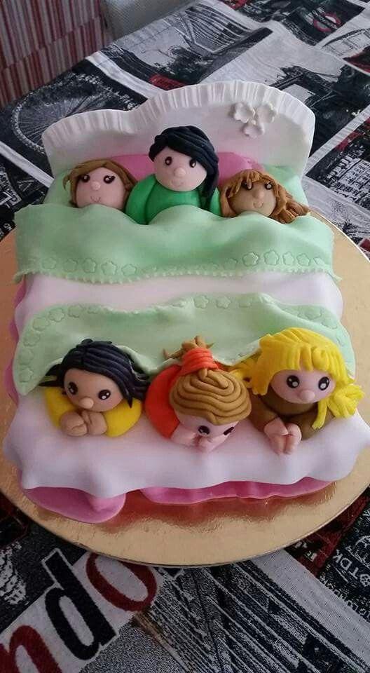 Top Oltre 25 fantastiche idee su Torta pigiama party su Pinterest  OX26