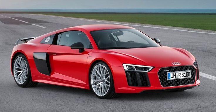 2016 Audi R8 V10 Price Review