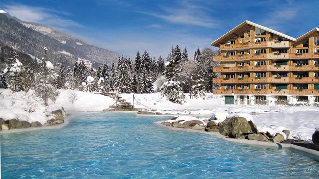 Val d'Illiez, Portes du Soleil, VS | Ski resort and Thermal bath, this is the ideal place during summer or winter | 30 minutes away!
